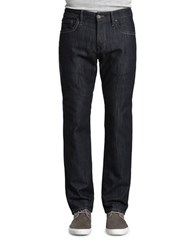 Heritage Courage Straight Leg Jeans Blue