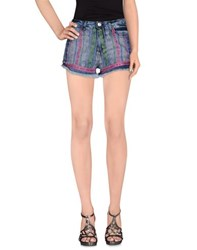 Blugirl Jeans Denim Denim Shorts Women Blue