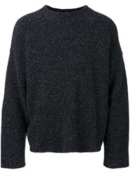 Iro Crew Neck Jumper Black