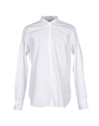 U Ni Ty Shirts Shirts Men White