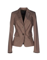 Ajay Suits And Jackets Blazers Women Black