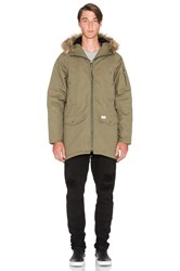 10.Deep Surplus Snorkel Jacket Army