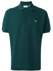 Lacoste Classic Polo Shirt Green