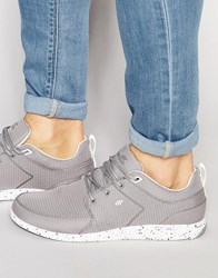 Boxfresh Aggra Trainers Grey