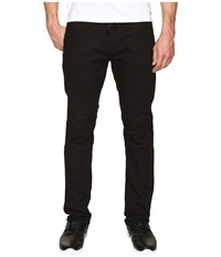 Volcom Vsm Gritter Slim Skate Chino Black Men's Clothing