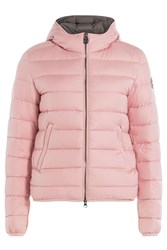 Colmar Odyssey Quilted Down Jacket With Hood Rose