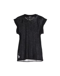 Rada' Topwear T Shirts Women Black