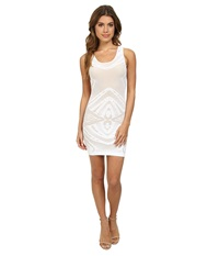 Whitney Eve Pearl Flower Dress White Women's Dress