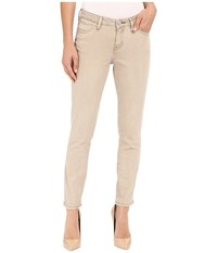 Jag Jeans Penelope Slim Ankle Supra Colored Denim Desert Women's Jeans Beige