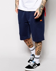 Ellesse Sweat Shorts Navy