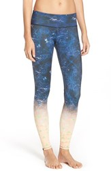 Women's Onzie Graphic Long Leggings Time Travel
