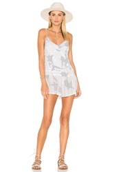 Indah Breeze Romper White