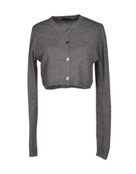 Fred Perry Cardigans Grey