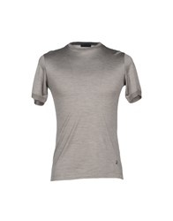 Tombolini Topwear T Shirts Men Grey