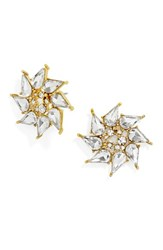 Baublebar Women's 'Hollis' Crystal Stud Earrings