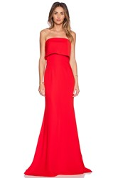 Jarlo Blaze Maxi Dress Red