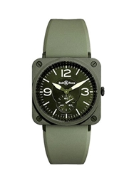 Bell And Ross Brs Military Watch Green Black