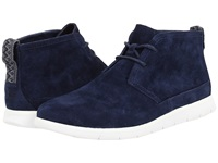 Ugg Freamon New Navy Suede Men's Lace Up Boots Blue