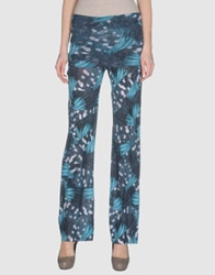 Lenny Casual Pants Turquoise