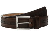 Allen Edmonds Hackett Ave Walnut Men's Belts Brown