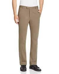 Atm Anthony Thomas Melillo Cotton Cuffed Slim Fit Pants Charcoal