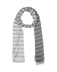 Emporio Armani Accessories Oblong Scarves Men Grey