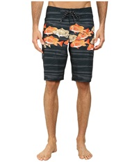 Reef Schooled Boardshorts Black Men's Swimwear