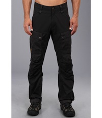 Fj Llr Ven Keb Trousers Black Men's Casual Pants