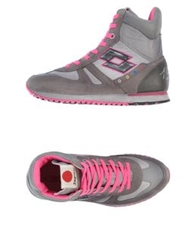Lotto Leggenda High Tops And Trainers Grey