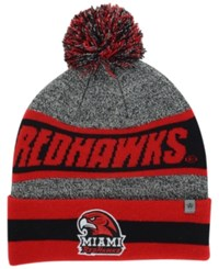 Top Of The World Miami Ohio Redhawks Cumulus Knit Hat