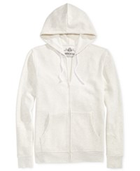 American Rag Men's Full Zip Fleece Hoodie Only At Macy's