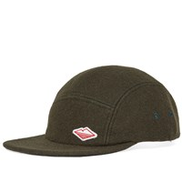 Battenwear Travel Cap Green