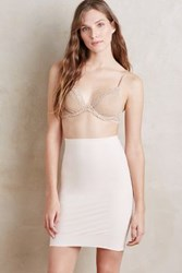 Anthropologie Yulia Shapewear Slip Neutral