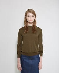 A.P.C. Pull Maud Green