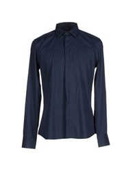 Guess By Marciano Shirts Shirts Men Slate Blue