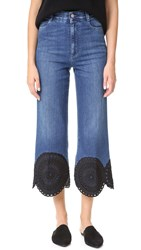 Stella Mccartney Jeans Dark Blue Classic