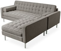 Gus Design Group Gus Spencer Loft Bi Sectional