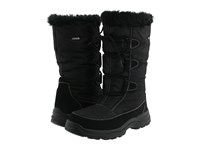 Spring Step Zurich Black Women's Lace Up Boots