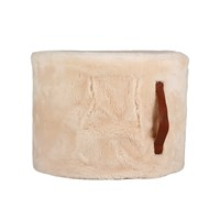 Ugg Oversized Classic Pouf Natural