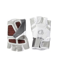 Pearl Izumi Pro Gel Vent Glove White Cycling Gloves