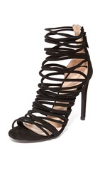 Giambattista Valli Mignon Sandals Black