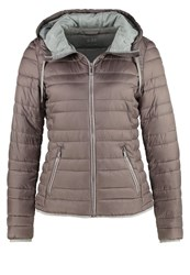 Esprit Edc By Light Jacket Taupe