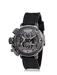 U Boat Limit.Ed Chimera Tit Skeleton Watch