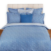 Gant Doubleface Flower Pigeon Blue Duvet Cover Double