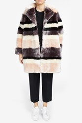 Paul Joe Women S Camomille Faux Fur Coat Boutique1 Mc01