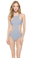 Mikoh Osaka One Piece Swimsuit Vintage Sailor