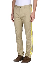 Acne Studios Casual Pants Sand