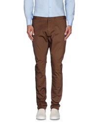 Dr. Denim Dr Denim Trousers Casual Trousers Men Cocoa