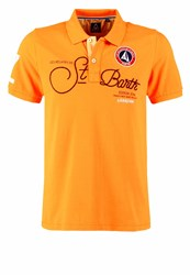 Gaastra Bernal Polo Shirt Orangina Orange