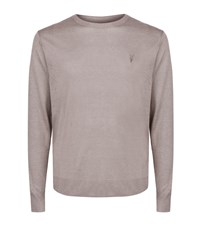 Allsaints All Saints Opus Logo Sweater Male Neutral